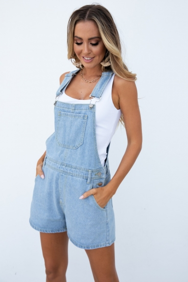 Glossy Overalls