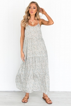 Saturday Brunch Maxi Dress