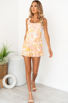 Greece Summers Playsuit