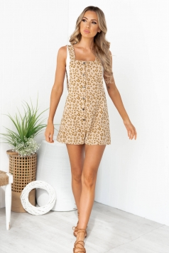 Fixed On You Playsuit