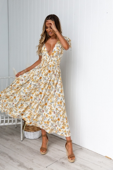 What About Me Maxi Dress