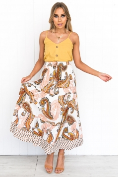 Irreplaceable Maxi Skirt