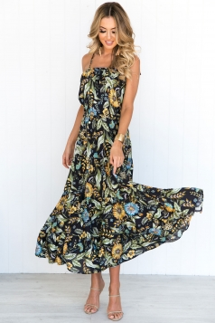 Kindling Love Maxi Dress