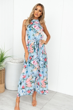 Now Spring Maxi Dress