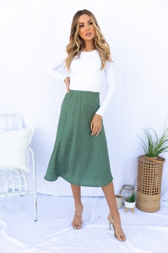 On The Right Track Skirt