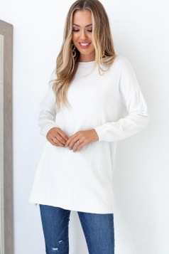 Perfect Place Knit Top